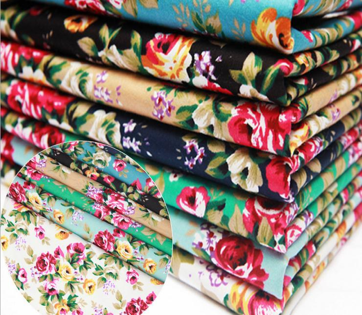 Wholesale supply full annual ortput printed for Fabric supply