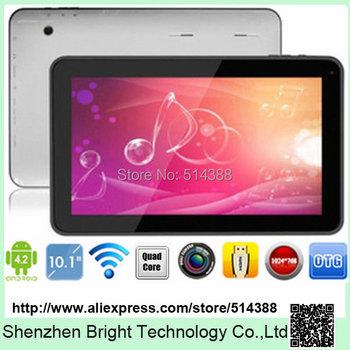 """Последние 10.1 """" самый дешевый планшет пк Allwinner а33 четырехъядерных процессоров 10 дюймов планшет 1 ГБ оперативной памяти 8 ГБ ROM Bluetooth WiFi"""