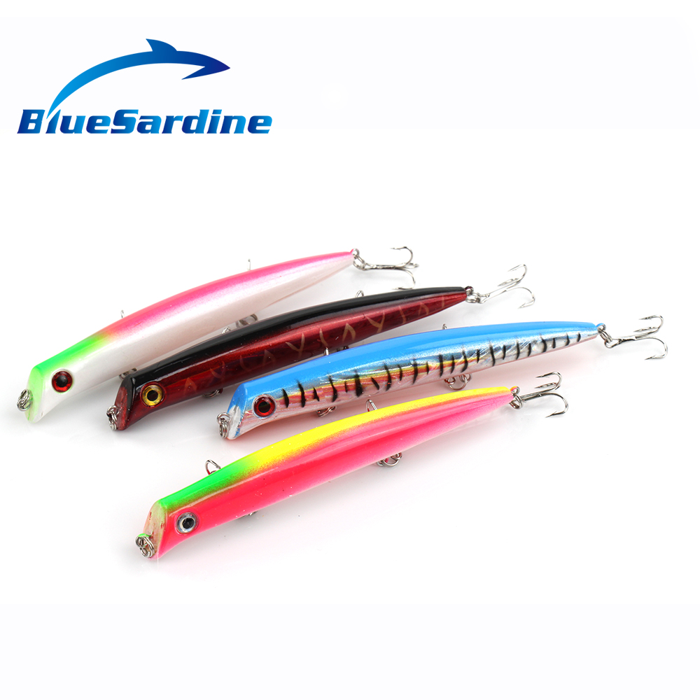 4PCS 15G 13CM Popper Fishing Lures Hard Baits with 3 Hooks Top Water Plastic Fish Fishing Tackle(China (Mainland))