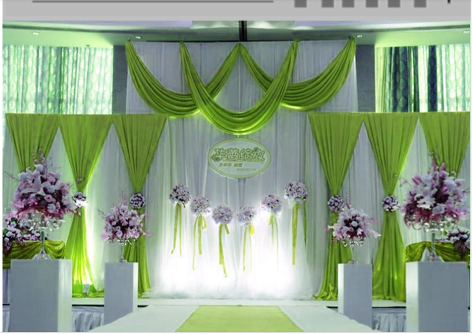 Curtain backdrops for staging decorate the house with for Backdrops for stage decoration
