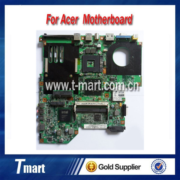 100% working Laptop Motherboard for ACER MB.TK501.001 TM4320 System Board fully tested