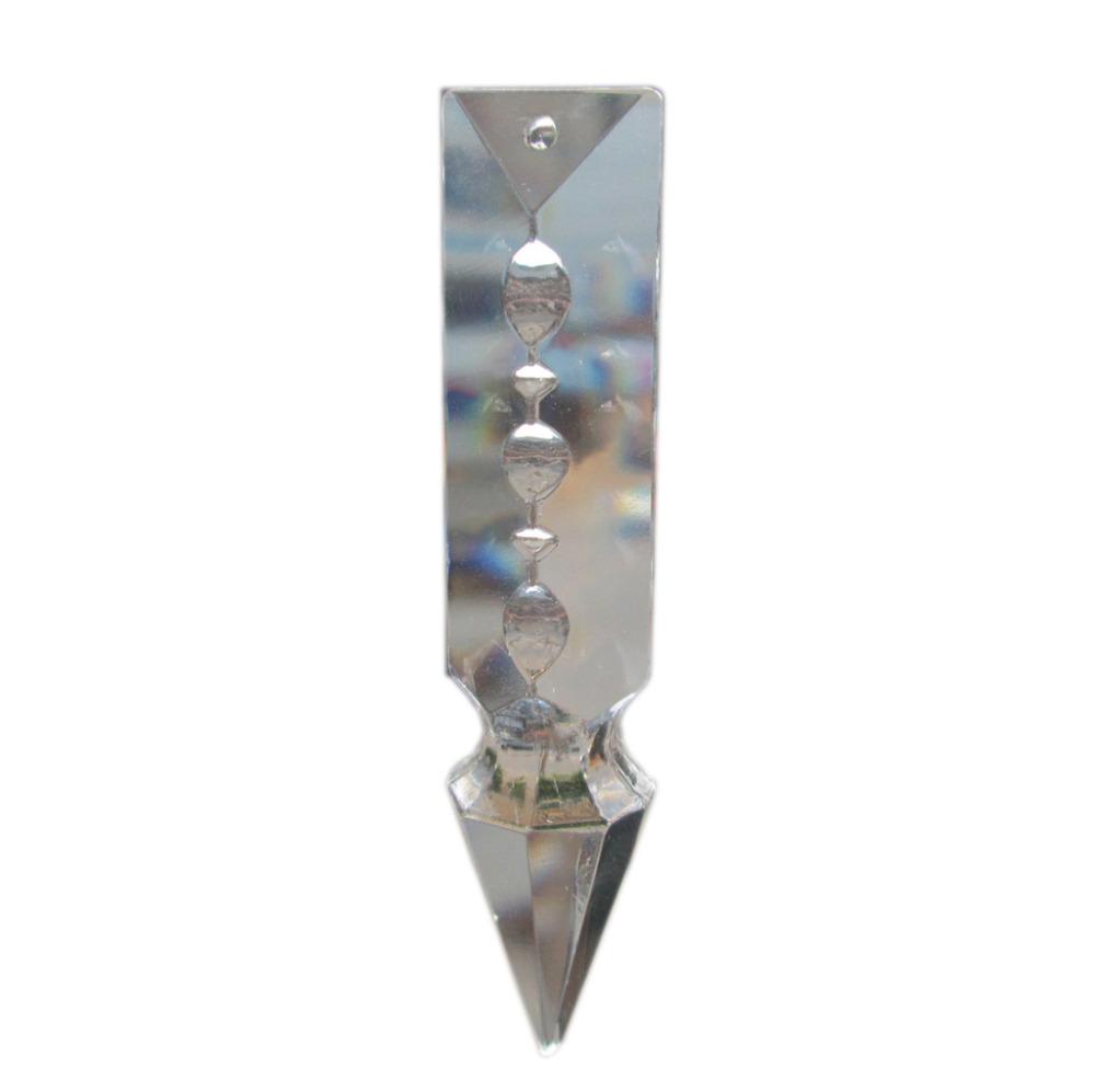 Garland 1 Chandelier Rainbow Maker Rocket Flat Crystal Lamp Prisms Hanging Pendants 150mm M02097A<br><br>Aliexpress
