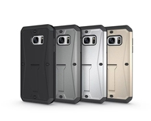 Military Tanks Armour 3 in 1 PC + TPU Hybrid Armor Stents Case Cover For Samsung Galaxy S7 G9300 G930 Waterproof Cases