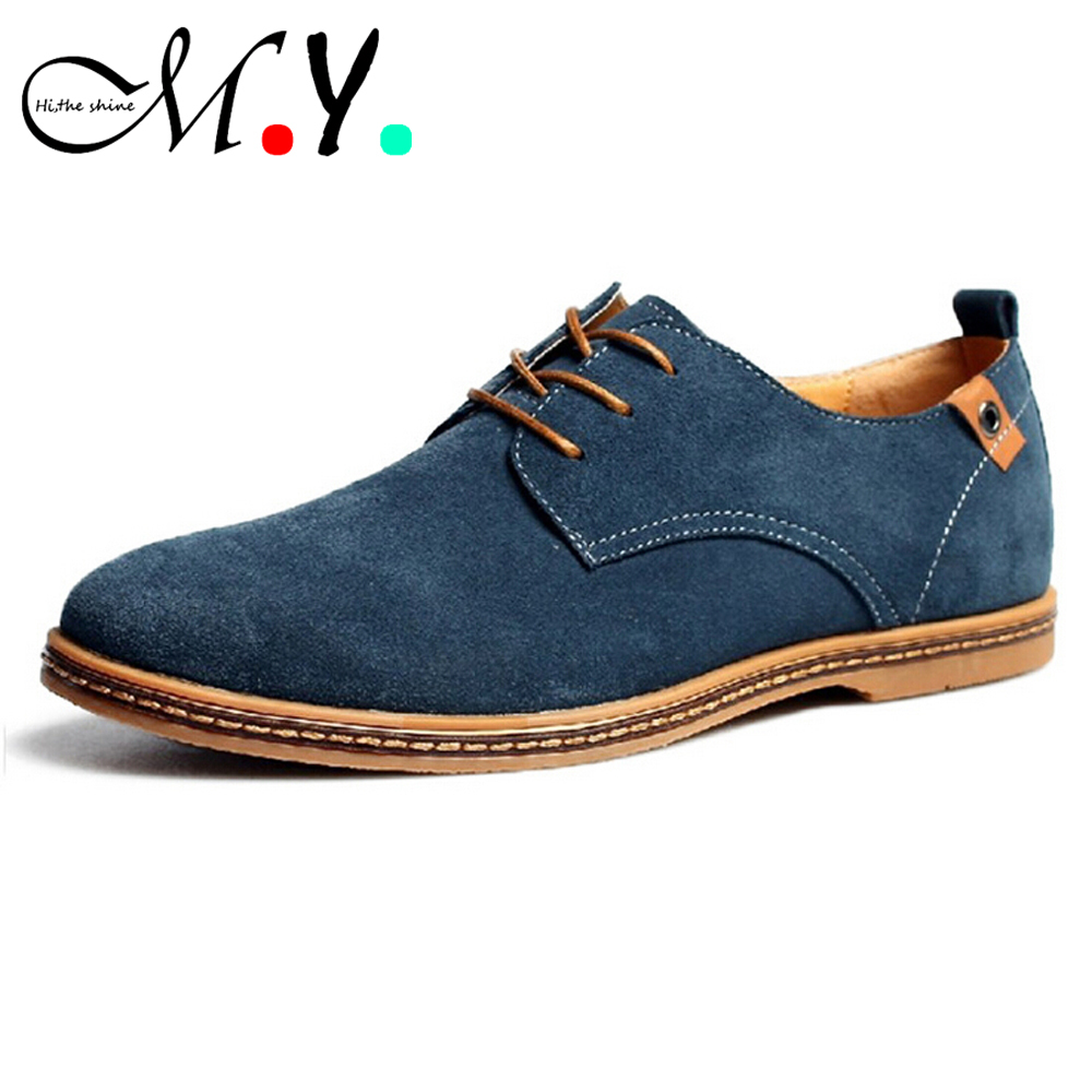 Men-shoes-2015-New-Suede-Genuine-Leather-Fashion-Men ...