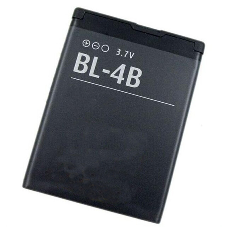 Original BL-4B battery BL 4B Batteries for nokia 6111 1209 1682 2505 2630 2660 2760 3606 3608C7070 7088 7370 7373 N75 N76 N5000