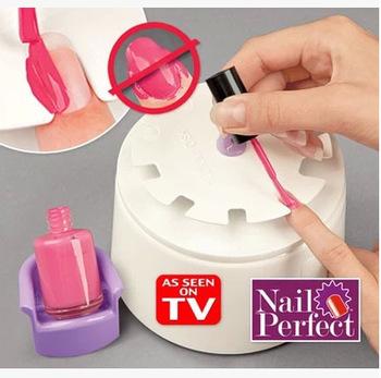 YZWLE HOT!! Nail Care Tools - TV Nail Perfect (Plus:200pcs Nail Decals) Nail Polish Nails Tool Kit