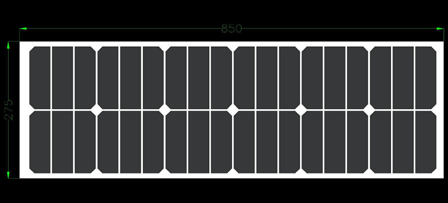 Factory price flexible solar panel 40W, sun battery 12V,with Back Side Connection box, for 12V battery solar system(China (Mainland))