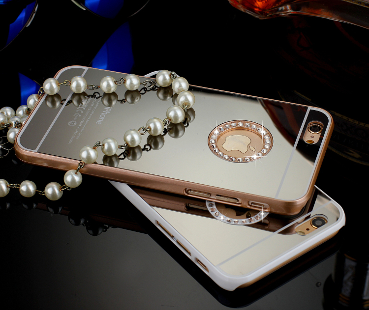 For the iPhone 4 4s new mobile phone shell lens with the luxury mobile phone protection(China (Mainland))