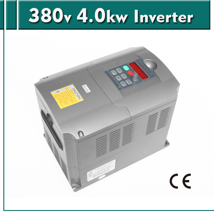 380v Ac 4kw 5hp Vfd Variable Frequency Drive Vfd Inverter