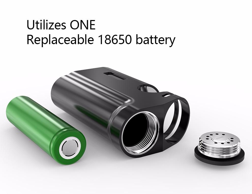 ถูก บุหรี่อิเล็กทรอนิกส์กล่องVapeสมัยEมอระกู่Vaporizer SmoantอัศวินV1 60วัตต์TCบุหรี่อิเล็กทรอนิกส์สมัยชุดCloupor Talos V1เครื่องฉีดน้ำX1074