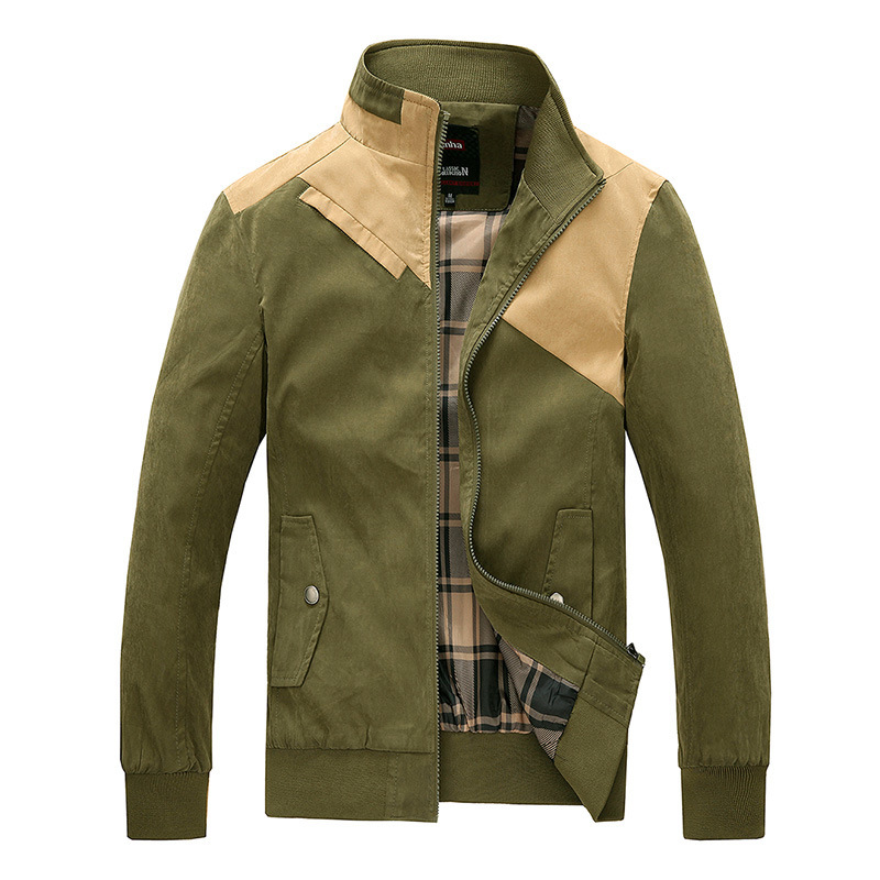 Men Designer Clothing Men Jacket Brand Outerwear Casual
