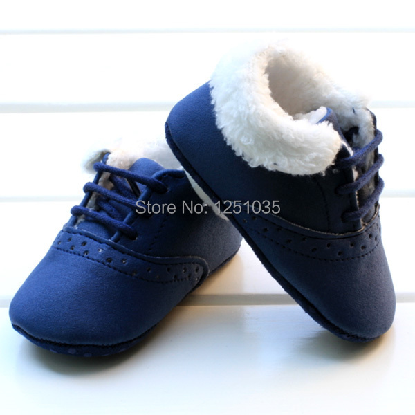 Hot Winter baby boys and girls cotton shoes baby warm small leather shoes female and male baby toddler cotton shoes(China (Mainland))