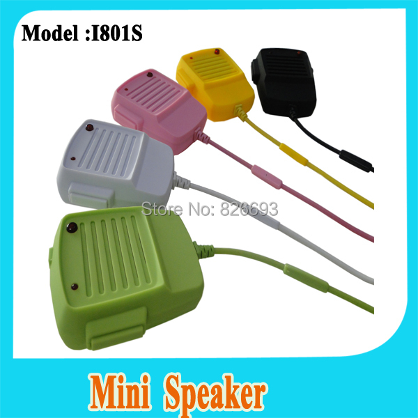 I801S 2013 hot sale wired echo eliminate high quality anti-radiation walkie talkie(China (Mainland))