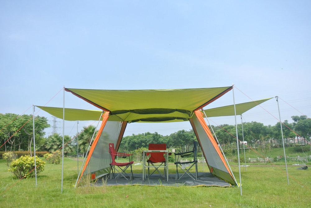 outdoor fabric gazebo 1