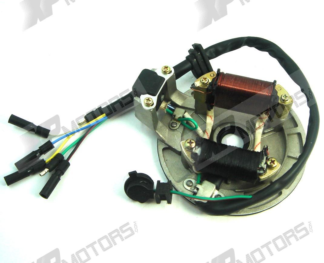 Inner Rotor Kit Ignition Magneto Stator for  Dirt Pit Bike