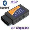 NEW ELM327 OBD2 OBDII V1.4 Bluetooth Diagnostic Interface scan tool supports all OBD-II protocols read diagnostic trouble codes