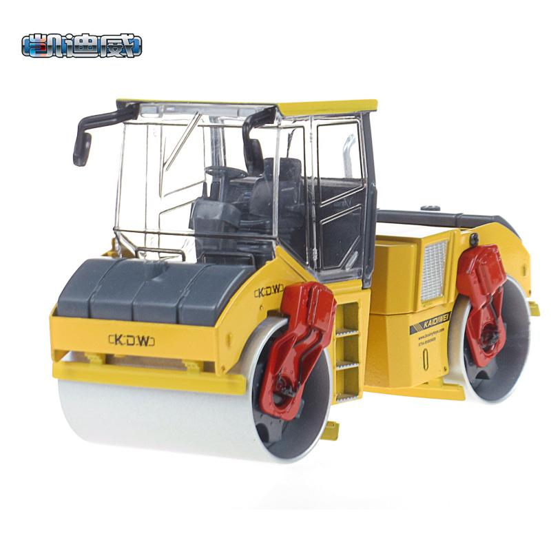 kids toys for children kaidiwei 1:35 scale model car diecast car model blaze car toy trucks road roller 625028(China (Mainland))