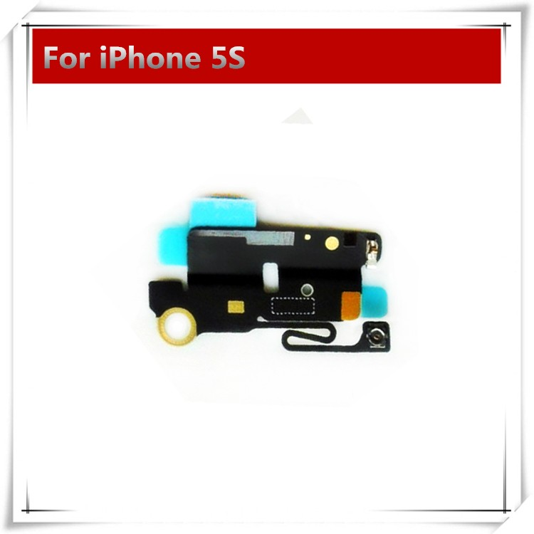 50pcs/lot Wifi flex cable For iphone 5S wifi wireless Antenna signal flex cable replacement part(China (Mainland))