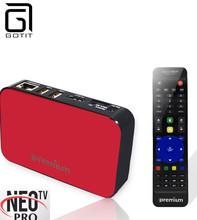 Buy GOTiT AVOV TVonline French IPTV Android TV Box with1000+NEOTV Plus Pro Arabic Tunisia Morocco Italy UK Africa IPTV Smart TV Box for $83.00 in AliExpress store