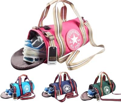 free shipping brand yoga bag+2pcs personality magic stick casual round shape unisex mochila 2016 gym sports travel bag<br><br>Aliexpress