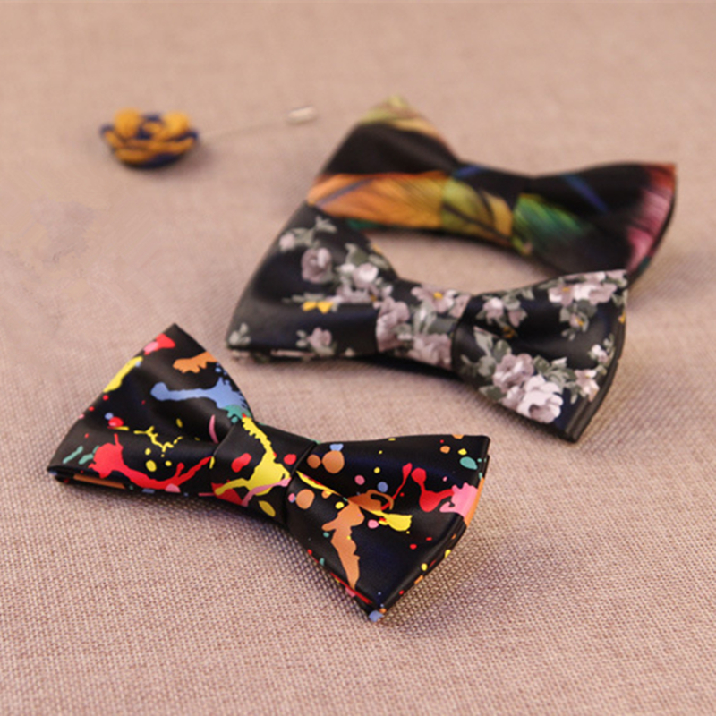 Colorful Life 20 COLORS New Fashion PU Leather Men's Bow Tie Double-deck Bowtie For Men Wedding Bridegroom Gravata Butterfly Tie(China (Mainland))