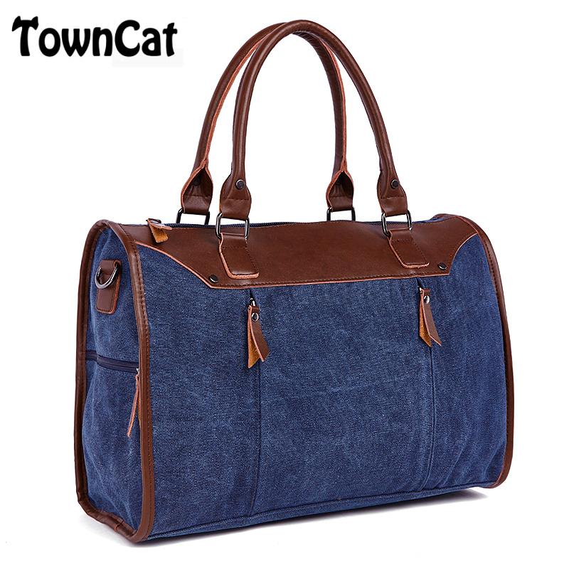 2016 New Brand Men canvas Travel Bag Duffle Bags men's travel bags large capacity Luggage Handbags Free Shipping(China (Mainland))