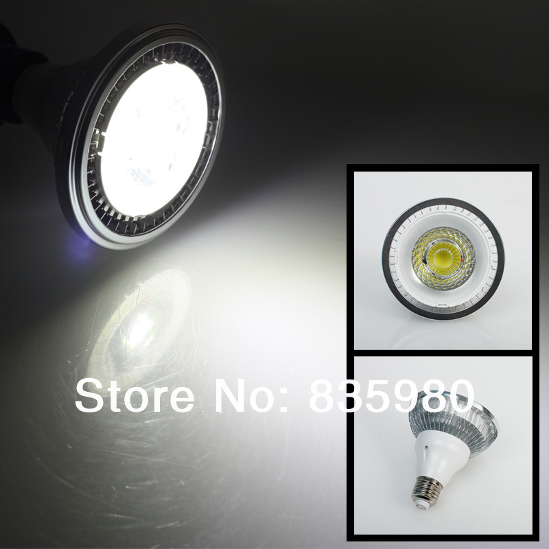 Cheapest E27 15W AC85-220V Spot Light Bulbs Celling Hight Power Warm white/cool white free shipping<br><br>Aliexpress