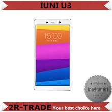 Original IUNI U3 Phone Qualcomm Snapdragon 801 Quad Core 2.3GHz 3GB+32GB Android4.4 5.5' LTPS 2560X1440 4G FDD LTE Mobile phone(China (Mainland))
