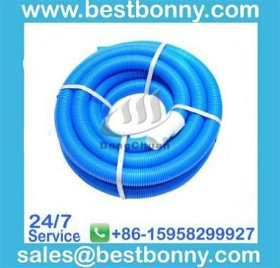 "Swimming Pool Products-Blow Molded Vacuum Hose with Standard Cuff(9m x 1-1/2"")"