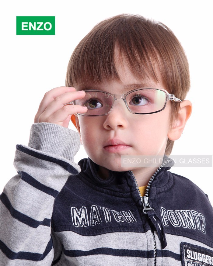 TR90 Kids Safety Glasses Frame With Ear Lock, Multi Colors ...