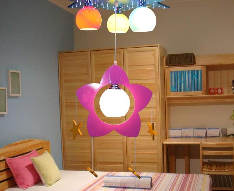 Здесь можно купить  Baby Bedroom Pendant Lamp + Designer Light + Free Shipping + 51x51x85cm  Свет и освещение