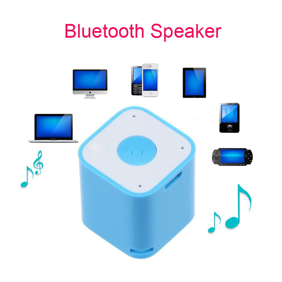 Newest product with smart box Mini stereo bluetooth speaker wireless Portable for computer PC smart phone With lanyard(China (Mainland))