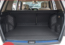 Buy Best quality!Special carpets Mercedes-Benz GLK 200 2014 waterproof leather trunk mats MB GLK 200 2015-2013,Free for $172.69 in AliExpress store