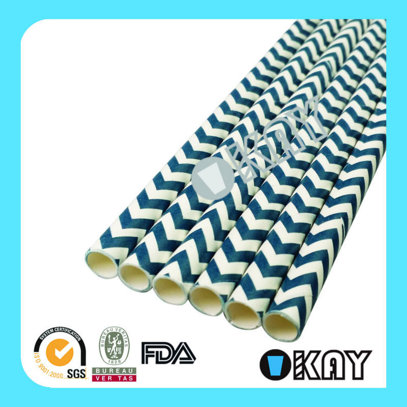 Free Shipping Mix 10 Colors Birthday Party Decorations Eco Paper Straws Recycled 1000PCS(China (Mainland))