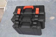 Средства-инструменты 100% полипропилен светло-хранения коробка инструмент упаковка инструмент чехол