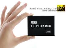 TV Stick Mini Full 1080P HD HDD Media Player TV Car Home HDMI AV SD USB host Hard Driver(China (Mainland))