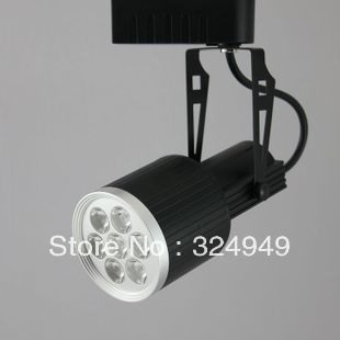 1pc 7W track lighting led * wall lamp showcase rail road spotlight * led clothing lamp * Spot lighting track led Free shipping(China (Mainland))