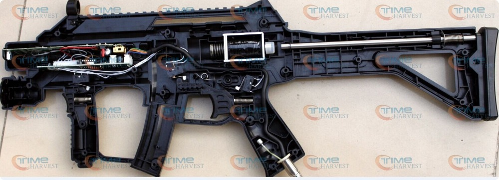 The Gun for GHOST SQUAD shooting game machine for Shooting Game Simulator Machine Amusement firing game LCD monitor cabinet(China (Mainland))