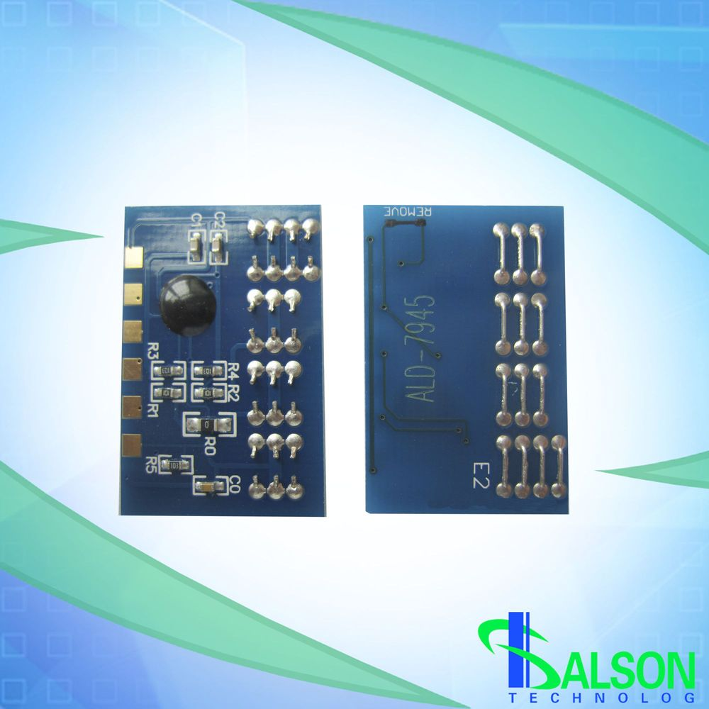 compatible laser pritner toner cartridge color reset chip for Dell 1815 MFP(China (Mainland))