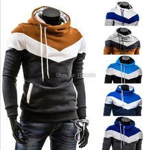 2015 new man hoody casual sweatshirt mens brand sports suit 6 colors fleece hoodie jackets men sportswear men hoodie sweatshirt