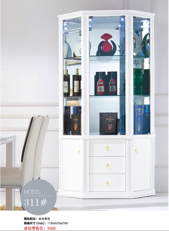 Popular modern corner cabinet buy cheap modern corner for Cheap living room cabinets