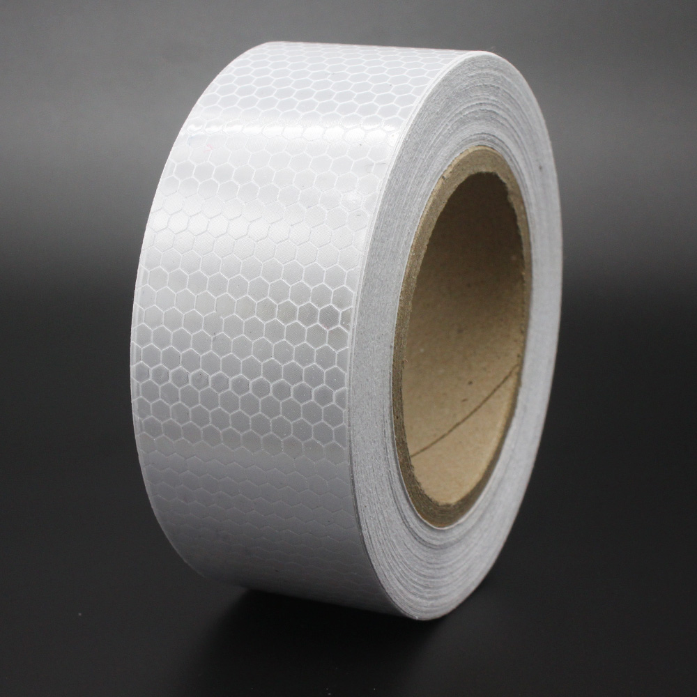 Car decoration Motorcycle Reflective Tape Stickers Car Styling For Automobiles Safe Material Safety Warning Tape 5x300cm 3M(China (Mainland))