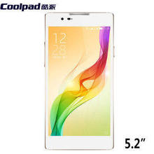 "Original Coolpad X7 8690 4G LTE Mobile Phone MTK6595 Octa Core Android 4.4 5.2"" FHD 1920X1080 2GB RAM 16GB ROM 13.0MP Smartphone(China (Mainland))"