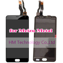 Black LCD+TP for Meizu M1 Metal Blue Charm Metal /5.5″ LCD Display+Touch Screen Digitizer Replacement Parts Free Shipping+Tools