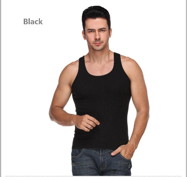 mens white singlets Picture - More Detailed Picture about Men A ...
