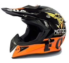 2016 Newest Arrival FOX Motocross Helmets Off Road Motorcycle Brand Capacete Casco FX401(China (Mainland))