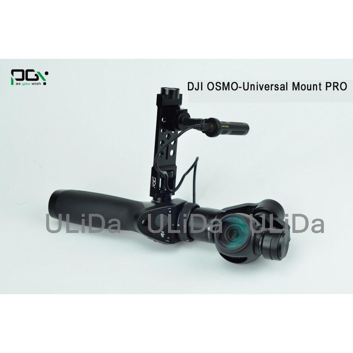 PGY New Universal Frame Mount Holder Pro Version for DJI OSMO RC Accessories Osmo+ pro and Osmomoblie