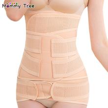 3 Pieces/Set Postnatal bandage After Pregnancy Belt Postpartum Bandage Postpartum Belly Band for Pregnant Women 6 Styles(China (Mainland))