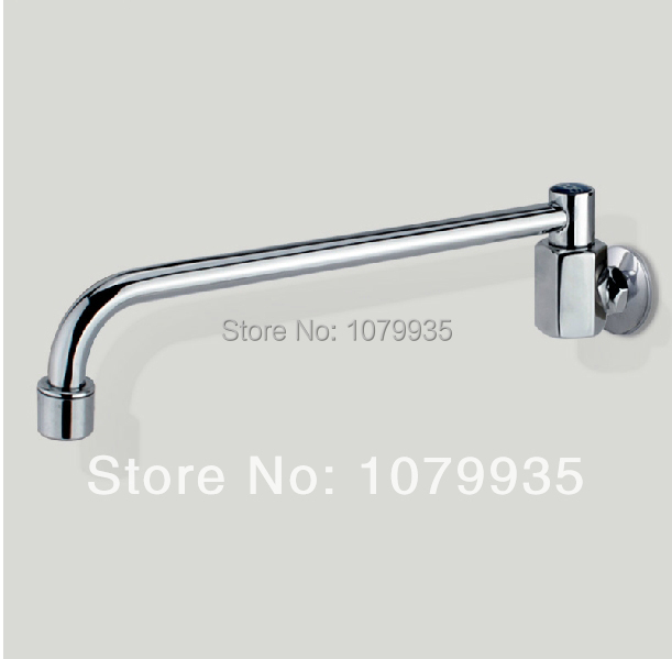 C-Free Shipping kitchen in wall mounted brass faucet fold expansion kitchen tap water tap Washing machine faucet-2(China (Mainland))