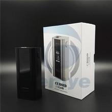NewestOriginal CUBOID 150W TC Box Mod Electronic Cigarette VW Temp Control 18650 Battery Vapor VS SMOK R200 X CUBE II - Temye store